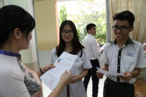 TP.HCM sẽ giảm dần số học sinh vào học lớp 10 công lập - Ảnh 1.
