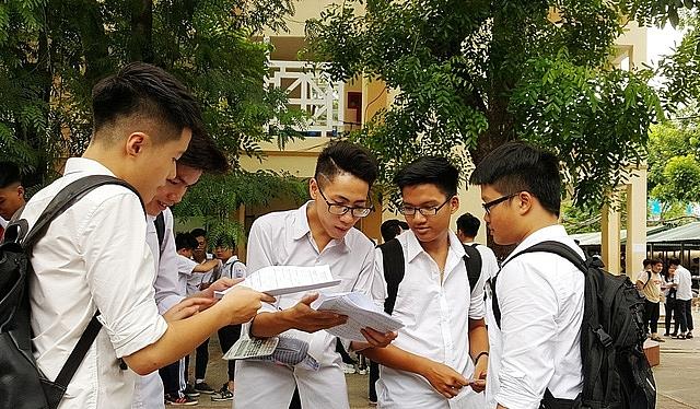 'Nếu các em điểm dưới 15 thì nên đi học nghề' - Ảnh 1
